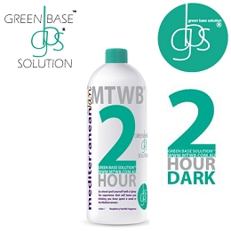 MTWB® 2 HR Dark- 20% DHA - INDUCTAFUZE® Green - GBS®