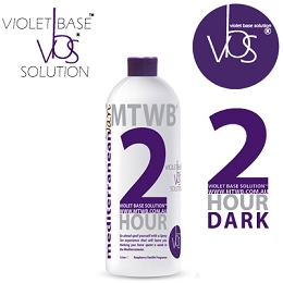 MediterraneanTan™ 2 HOUR Dark Sample - VBS® - Violet Base Solution™