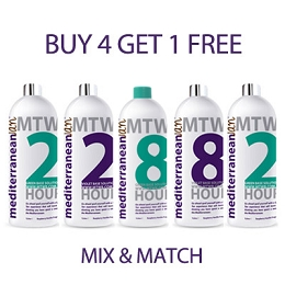BUY ANY 4 MTWB™ Spray Tan Solutions GET 1 Special