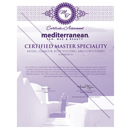 MediterraneanTan™ - Certified Master Speciality